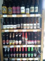 les bières Fruitées