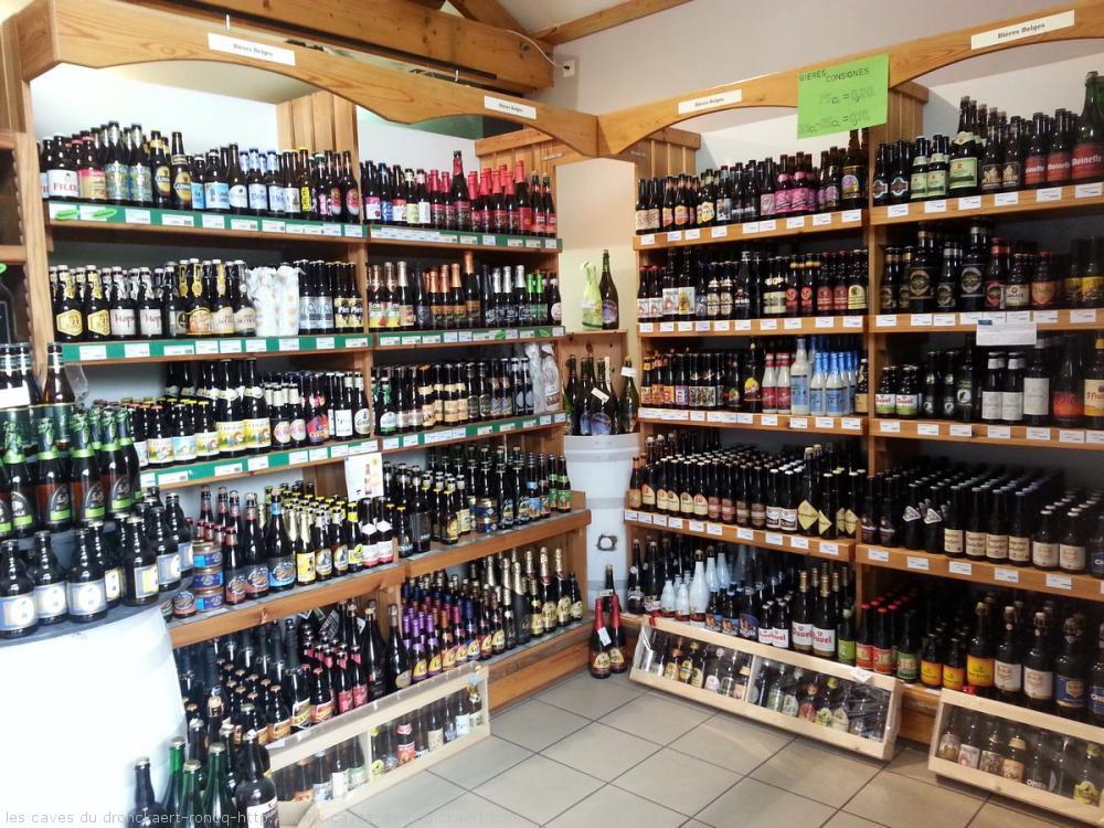 les bières