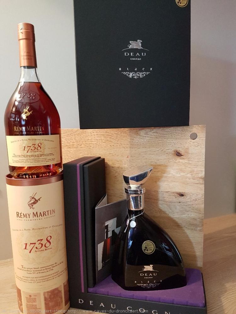 Les beaux cognacs à s\'offrir......