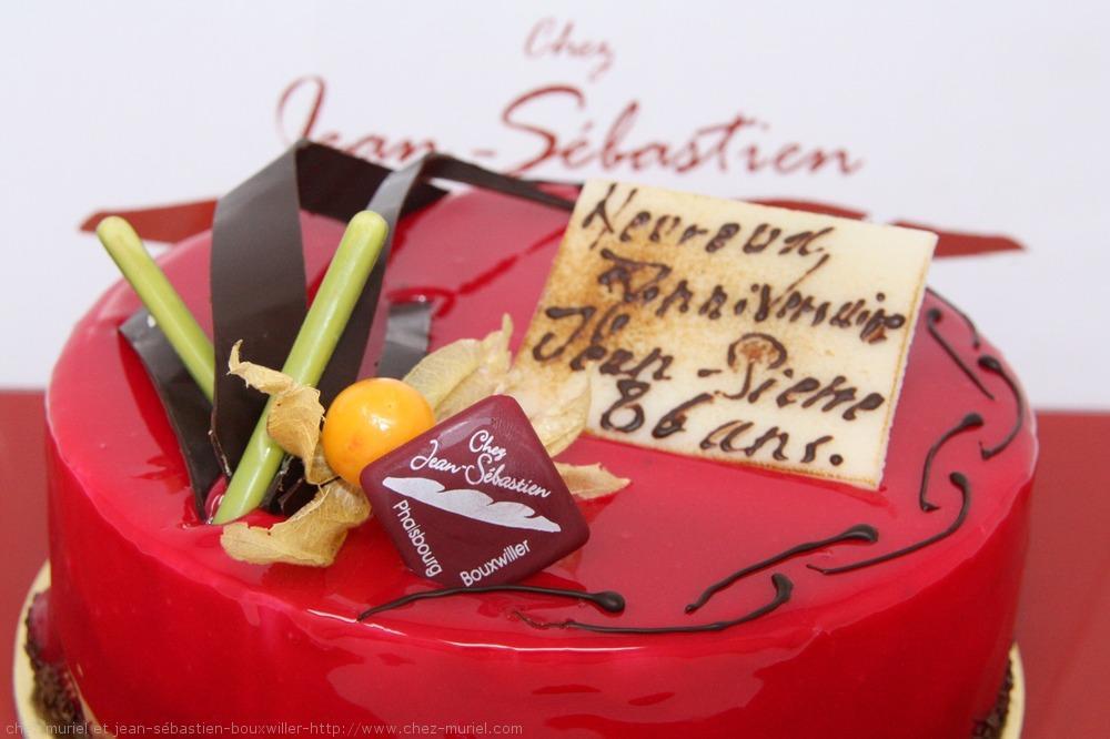Mousse fraise chocolat