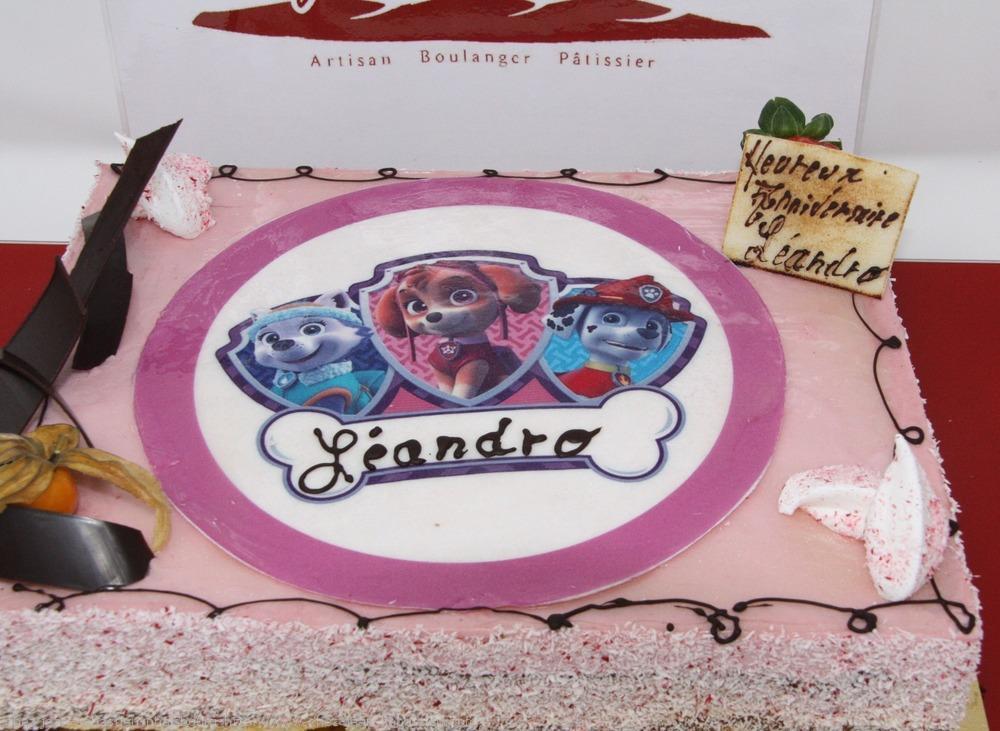 Joyeux anniversaire Leandro