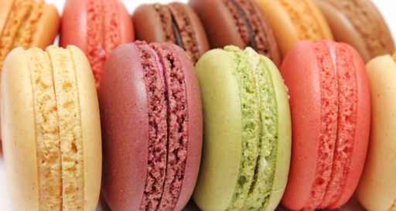 Nos Macarons